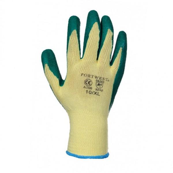 Перчатки PORTWEST A100 с латексным покрытием