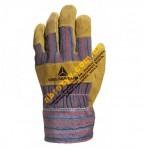 Перчатки защитные Delta Plus DC103 комбинированные кожаные