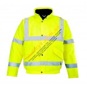 Куртка сигнальная Portwest S463 утепленная