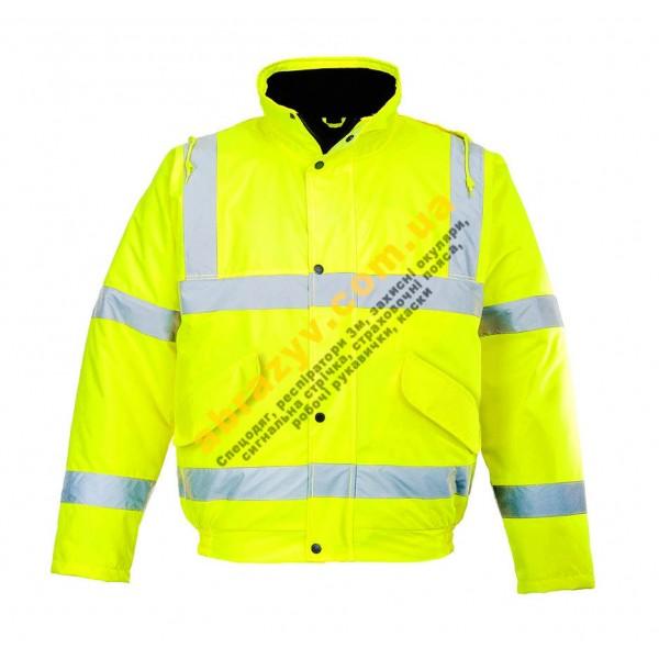 Куртка сигнальна Portwest S463 утеплена
