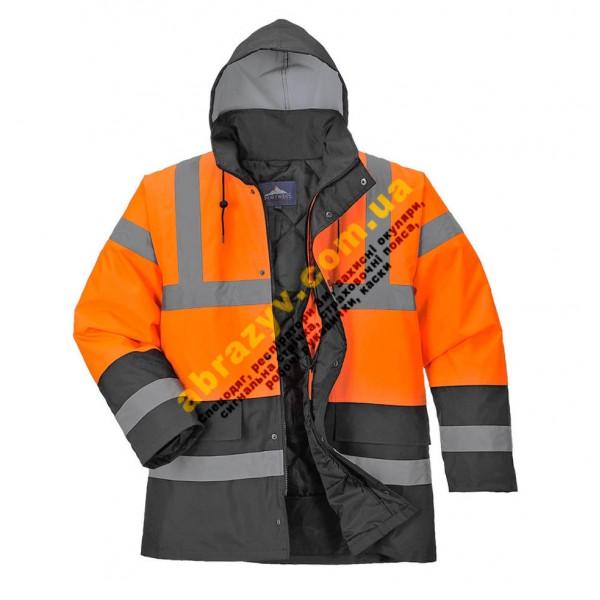 Сигнальная куртка Portwest Traffic S467