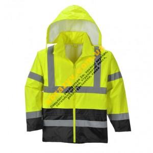 Куртка сигнальная Portwest H443 водонепроницаемая