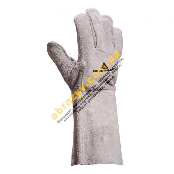 Перчатки сварщика Delta Plus TC716 Краги, кожаные