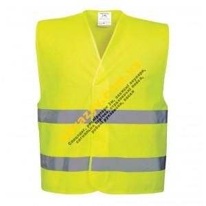 Сигнальний жилет Portwest C474 жовтий