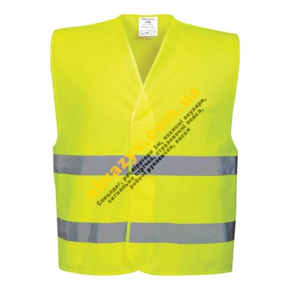 Сигнальный жилет Portwest C474 желтый