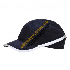 Защитная каскетка Portwest PW69 Темно-синя