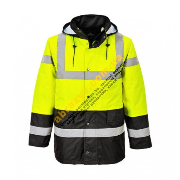 Зимняя сигнальная куртка Portwest S466