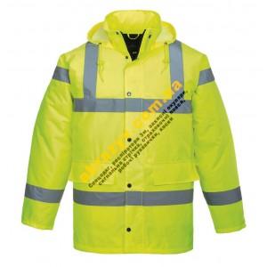 Куртка сигнальная Portwest S461 водостойкая
