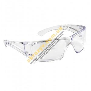 Захисні окуляри Portwest PW13 A/F Clear View прозорі