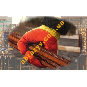 Захисні рукавички латексні Portwest Fortis Grip A150 2