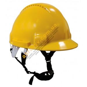 Защитная каска Portwest PW97 для работы на высоте желтый