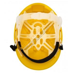 Захисна каска Portwest PW97 для роботи на висоті жовтий 2