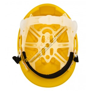 Защитная каска Portwest PW97 для работы на высоте желтый 2