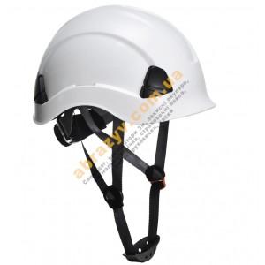 Захисна каска Portwest PS53 для роботи на висоті білий