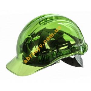 Каска захисна Portwest PV50 Peak View зелена