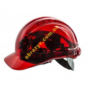 Каска захисна Portwest PV50 Peak View червона