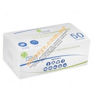 Маска медична 3-шарова Polix PRO&MED 2