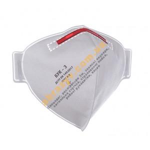 Полумаска фильтрующая Респиратор БУК-3 FFP3