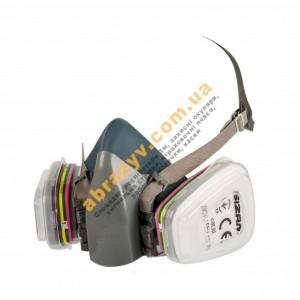 Полумаска защитная Sizam Promask M 7500 (35059) 2
