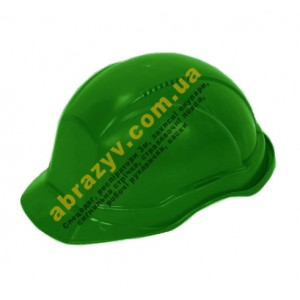 Защитная каска строительная монтажная Универсал Тип Б зеленая
