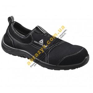 Кросівки робочі Delta Plus MIAMI S1P SRC чорний