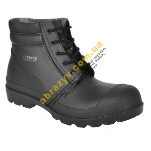 Водонепроницаемые ботинки ПВХ Portwest FW45 S5 SRC