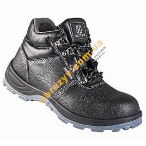 Ботинки кожаные Sedlex 332 SB с металлическим подноском