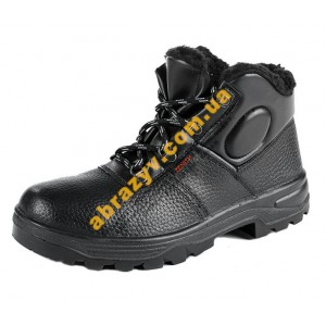 Рабочие ботинки SICUR 061 S1 CI утепленные
