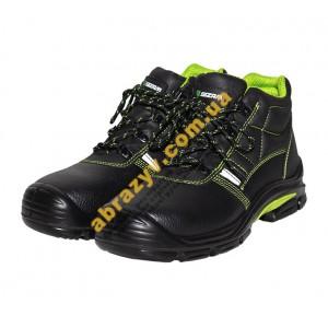 Захисні шкіряні черевики Sizam Austin S3 SRС