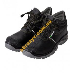 Захисні шкіряні черевики Sizam Boston S1 SRС металевий носок
