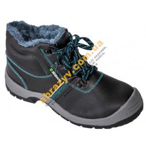 Рабочие зимние ботинки Sizam Buffalo S3 CI SRС утепленные