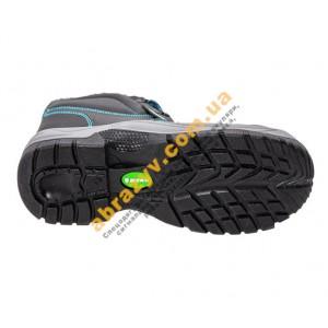 Рабочие зимние ботинки Sizam Buffalo S3 CI SRС утепленные 2