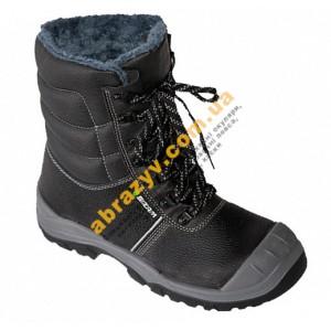 Ботинки зимные берцы Sizam Fargo S3 CI SRС