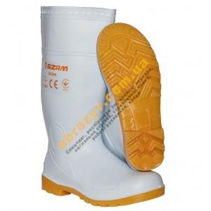 Сапоги рабочие резиновые ПВХ Sizam Ozark O4 SRA водонепроницаемые 2