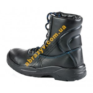 Защитные ботинки ZENITH ZU 957 S3 SRC CI утепленные 2