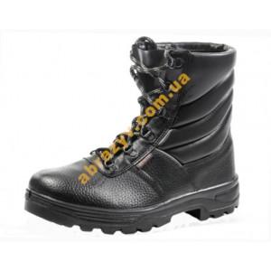Кожаные ботинки Zenkis S091 S1P CI