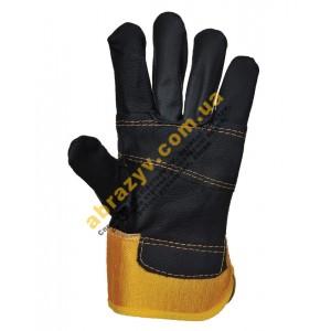 Кожаные рабочие перчатки Portwest A200 2