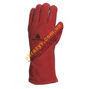Перчатки защитные Delta Plus CA515R кожаные краги