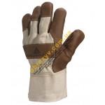 Перчатки рабочие кожаные Delta Plus DR605