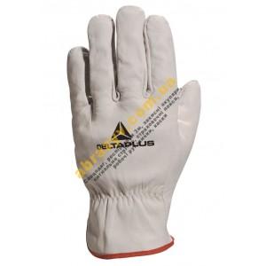 Перчатки защитные Delta Plus FBN49 кожаные