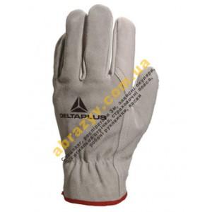 Перчатки рабочие Delta Plus FCN29 кожаные