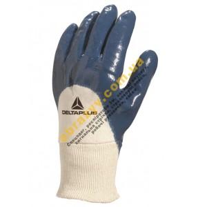 Рукавички Delta Plus NI150, часткове нітрилове покриття