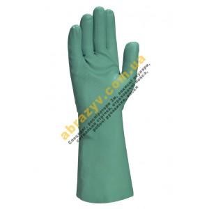 Перчатки защитные Delta Plus NITREX 802, нитриловые 2