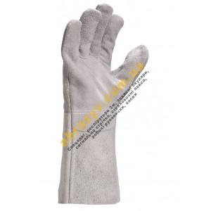 Перчатки сварщика Delta Plus TC716 Краги, кожаные 2