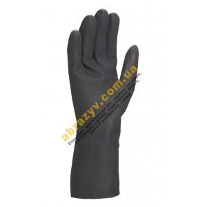 Перчатки Delta Plus TOUTRAVO VE509 неопрен, химстойкие 2