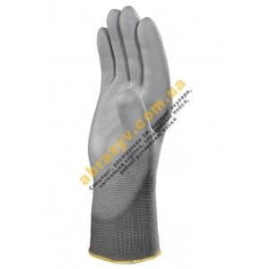 Рабочая перчатка Delta Plus VE702GR полиамидная 2