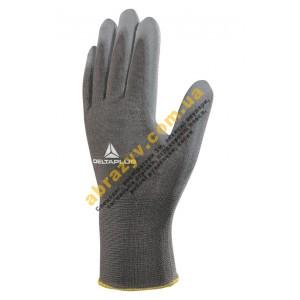Перчатки VENITEX VE702PG, серое полиуретановое покрытие