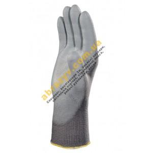Рукавички VENITEX VE702PG, сіре поліуретанове покриття 2