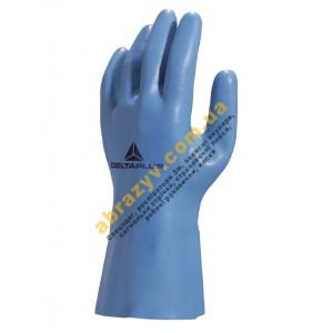 Перчатки латексные Delta Plus VENIZETTE 920 химически стойкие