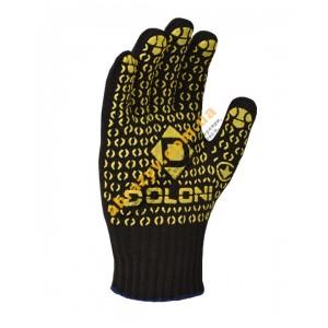 Защитные перчатки Долони 667 черные